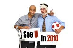 Voir l'U en 2010 Photo libre de droits