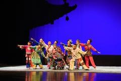 """Voir le  de teenager†de Pékin Opera""""Yue des espoir-enfants Photo libre de droits"""