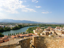 Voir Tortosa I photo stock