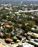 Voisinage de ville. Image libre de droits