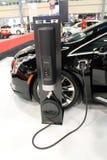 Voiture électrique 2015 de Chrysler Images libres de droits