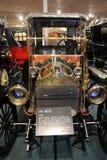 voiture américaine des années 10 dans le musée Image libre de droits