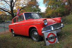 Voiture ancienne 1961 de Ford Image stock
