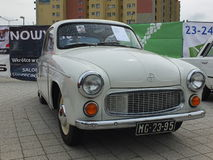 Voiture ancienne FSO Syrena 104 Image stock