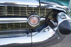 Voiture classique de Chevrolet d'Américain Photos libres de droits