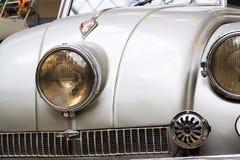 Voiture culturelle nationale tchèque Tatra 87 de monument Images stock