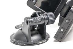 Voiture d'appareil-photo endommagée Image stock