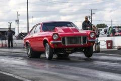 Voiture d'entrave de Chevrolet Photo libre de droits