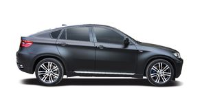 Voiture de BMW SUV X6M Photos stock