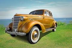 Voiture de Chevrolet de vintage Image stock