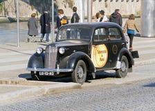 Voiture 12/4 de classique d'oldtimer de Vauxhall 1938 Photographie stock libre de droits