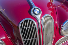 Voiture de classique de BMW Image stock