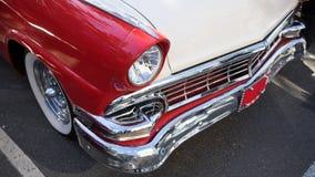 Voiture de classique de Ford Fairlane Photo libre de droits