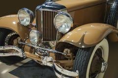 1929 voiture de classique de la corde L29 Images libres de droits