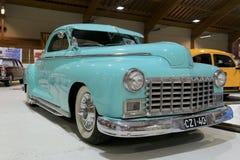 Voiture de classique du coupé 1946 d'affaires de Dodge Images libres de droits