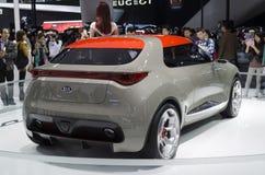 2013 voiture de concept de GZ AUTOSHOW-KIA Provo Images stock