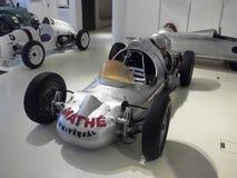 Voiture de course allemande du vintage F1 Photos libres de droits