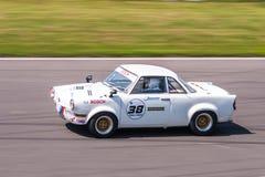 Voiture de course de BMW 700 Photographie stock libre de droits
