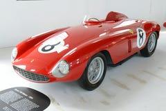 Voiture de course de Ferrari 750 Monza Images libres de droits