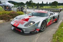 Voiture de course de Ford GT40 Images libres de droits