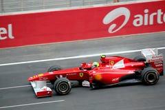 Voiture de course de la formule 1 photo libre de droits - Photo voiture de course ferrari ...