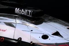 Voiture de course de Le Mans d'hybride de Porsche 919 Image libre de droits