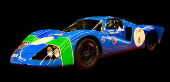 Voiture de course de sport de Matra Images stock