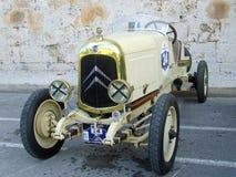 Voiture de course 1924 de vintage de Citroen B12 Image stock