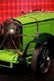 Voiture 1934 de coutume de vintage de voiture de tourisme de Talbot 105 Images stock