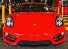 Voiture de Ferrari F40 photos libres de droits