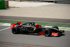 Voiture de formule de Dallara GP2 Photos stock