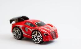 Voiture de jouet en métal images libres de droits