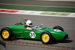 Voiture 1960 de junior de formule de Lotus 18 Images libres de droits