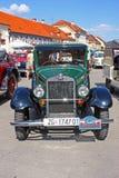 Voiture de luxe Laurin et clément, Skoda 120 Images libres de droits