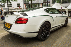 Voiture de luxe personnelle Bentley Continental GT, 2017 Photos stock