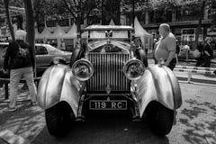 Voiture de luxe Rolls-Royce Phantom I, 1925 Photos libres de droits