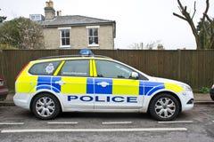 Voiture de police Photographie stock