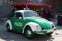 Voiture de police Image stock
