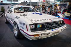 Voiture de poney Ford Mustang II GT/Gruppe A, 1985 Images stock