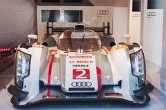 Voiture de quattro d'Audi e-Tron au prochain Fest de câble à Milan, Italie Photographie stock libre de droits