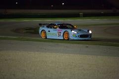 VOITURE de RACE de Ginetta G50 GT4 Photo stock