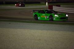 VOITURE de RACE de Ginetta G50 GT4 Image stock
