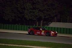 VOITURE de RACE GT4 de TASSE de Ginetta G50 PRO Photos libres de droits