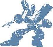Voiture de robot Photos libres de droits