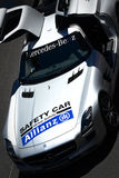 Voiture de sécurité F1 Image libre de droits