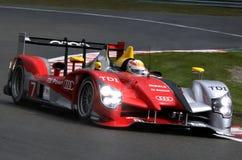 Voiture de sport, Audi R15 TDI (LMS) Photos stock