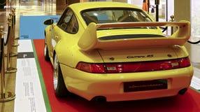 Voiture de sport de clubsport de rs de Porsche 993 Photographie stock