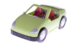 Voiture de sport de jouet Image stock