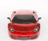 Voiture de sport de Lamborghini Photos libres de droits