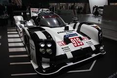 Voiture de sport de Porsche 919 Image libre de droits